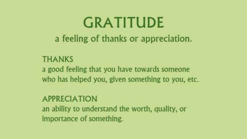 gratitudedef