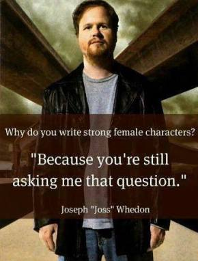 Joss Whedon the Writer